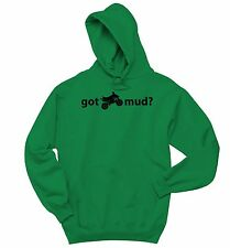 Got Mud Funny Sweatshirt 4X4 Quad Off Roading Holiday Gift Hoodie Sweater