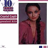 Greatest Hits [Cema] by Crystal Gayle (CD, Apr-1992, Capitol)