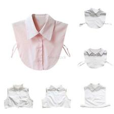 14Types Women Detachable Peter Pan Fake False Collar Choker Necklace Lapel Shirt