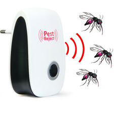 Multi-use Electronic Pest Repeller Ultrasonic Rejector Mouse Bug Mosquito Insect