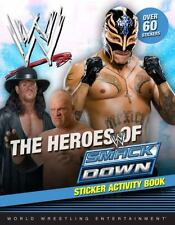 The Heroes of SmackDown Sticker Activity Book (WWE)