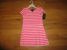Ralph Lauren Fit-and-Flare  Dress Toddler Girls Size 4/4T/ 5 NWT MSRP$59.5