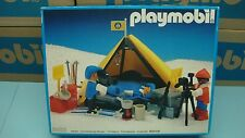 Playmobil 3463 Polar Explorer series 1986 mint in Box for collectors Geobra toy