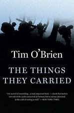 THE THINGS THEY CARRIED [9780618706419] - TIM O'BRIEN (PAPERBACK) NEW