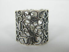 Rings Sterling Silver Lady Sterling Silver 8 Grams Weight