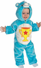 Care Bear Champ Child Hood Costume Plush Jumpsuit Halloween Disguise Toddler