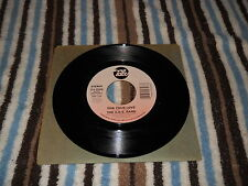 SOS Band For your Love/On the Rise 45 RPM RECORD