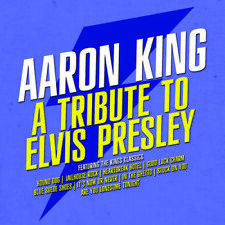 Aaron King - A Tribute to Elvis Presley [New CD] Manufactured On Demand, Rmst