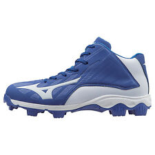 Mizuno 9-Spike Advanced Franchise 8 Mid Mens Baseball Cleats Royal-W-320504.5200