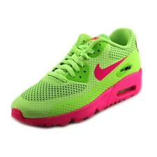 Nike Air Max 90 (GS)   Round Toe Synthetic  Running Shoe