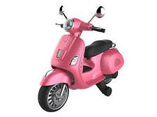 6v Vespa style electric scooter kids moped electric e scooter motorbike ride on