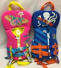 Speedo Infant US Coast Guard Approved Neoprene Life Jacket Preserver Vest PFD 2