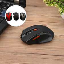 New 2.4Ghz Mini Wireless Optical Gaming Mouse with USB Receiver For Laptop PC