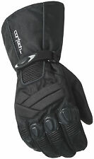 Cortech Cascade 2.1 Mens Snowmobile Gloves Black