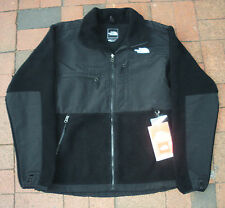 THE NORTH FACE MENS DENALI FLEECE JACKET- #AMYN-  M,L,XL - BLACK/ BLACK- NEW