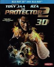 The Protector 2 (2 Disc, 3D Blu-ray + Blu-ray) 3D BLU-RAY NEW