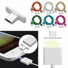 Mini 2 Magnetic Micro USB Adapter Converter Charge Charging Cable Cord Universal