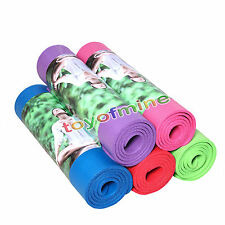 All-Purpose Free Postage Thick 72-Inch Long  Nonslip NBR Yoga Gym Pilate Mat
