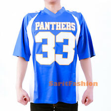 Tim Riggins #33 Dillon Panthers Football Jersey Stitched Friday Night Lights NWT