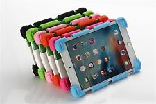 "Universal Shockproof Soft Silicone Stand Cases Cover For 7""-8"" Various Tablet PC"
