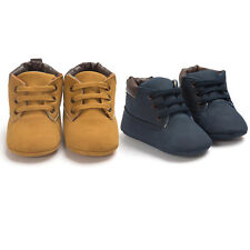 Fashion Baby Toddler Soft Sole Leather Winter Shoes Infant Boy Girl Casual Shoes