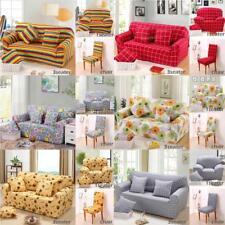 Stretchy Couch Sofa Lounge Covers Settee Recliner 1 / 3 Seater and Dining Chair