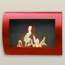Anywhere Fireplaces Chelsea Wall Mount Bio-Ethanol Fireplace