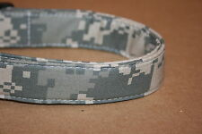 Digital Camo Adjustable Dog Collars & Martingales & Leashes & Cat Collars