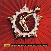 FRANKIE GOES TO HOLLYWOOD - BANG - GREATEST HITS CD - RELAX / TWO TRIBES +