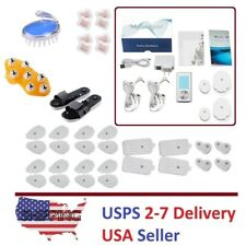 TENS Unit 8 Mode FDA Cleared Electric Digital Pulse Massager Therapy Kit Foot II