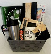 Fathers Day gift DADDY DAD GRANDAD BIRTHDAY mens gifts basket Hamper Christmas