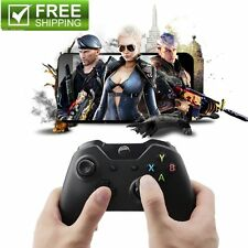 Black 2.4GHz Wireless Game Controller Joypad + receiver for Xbox One PC NEW Y2