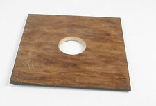 LENS BOARD, 228MM SQUARE, ROUGHLY 57MM HOLE/168531