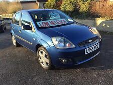 Ford Fiesta 1.25 2006MY Zetec Climate