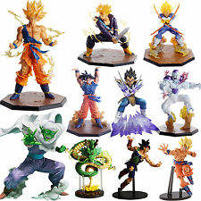Anime Dragon Ball Z Action Figures Character Toys Son Go Kou Trunks Figurines 6""