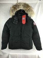 NEW Canada Goose CHELSEA Parka BLACK Women Down XS S M L XL AUTHENTIC HOLOGRAM