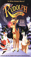 Rudolph the Red-Nosed Reindeer: The Movie (VHS, 1998, Clam Shell)