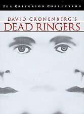 Dead Ringers (DVD, 1998, Criterion Collection)