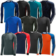 Helly Hansen 2016 Mens HH Warm Ice Crew Neck Long Sleeve Compression Base Layer