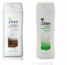 Dove Go Fresh Nourishment Body Lotion / Indulgent Nourishment Shea Butter 250 ML