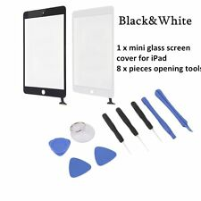 Replacement Tool Touch Screen Digitizer Front Glass for IPAD MINI 1& 2 Panel Lot