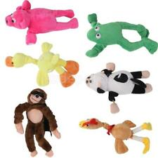 Novelty Flying Monkey Chicken Duck Screaming Flying Slingshot For Fun Plush Toys