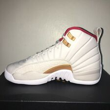 NIKE AIR JORDAN 12 RETRO XII GS CHINESE NEW YEAR CNY Sz 4Y DS 881428-142