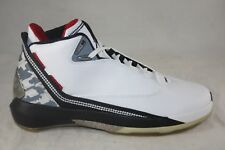 KIDS SHOE NIKE AIR JORDAN XX2 (GS) 315300-161 WHITE/VARSITY RED-BLACK WAS $100.0