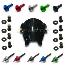 Valued Package Windscreen + Bolts for Suzuki Bandit 600S 00-05 GSF 1200S 01-05