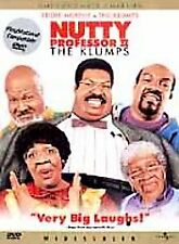 Nutty Professor II: The Klumps (DVD, 2000, Collectors Edition)