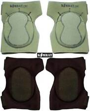 Army Combat Adjustable Work Neoprene Knee Pads Paintball Military Airsoft New