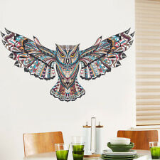 Animal Owl Wings Wall Sticker Bird Vinyl sticker Decals Family Room Art decor LQ
