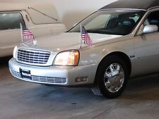 Flag Staffs Hardware 2000-2005 Cadillac DeVille new HEARSE Funeral Coach Limo