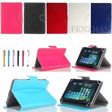 "For 7"" 8"" 10"" 10.1"" Inch Tablet MID Universal Flip PU Leather Stand Case Cover"